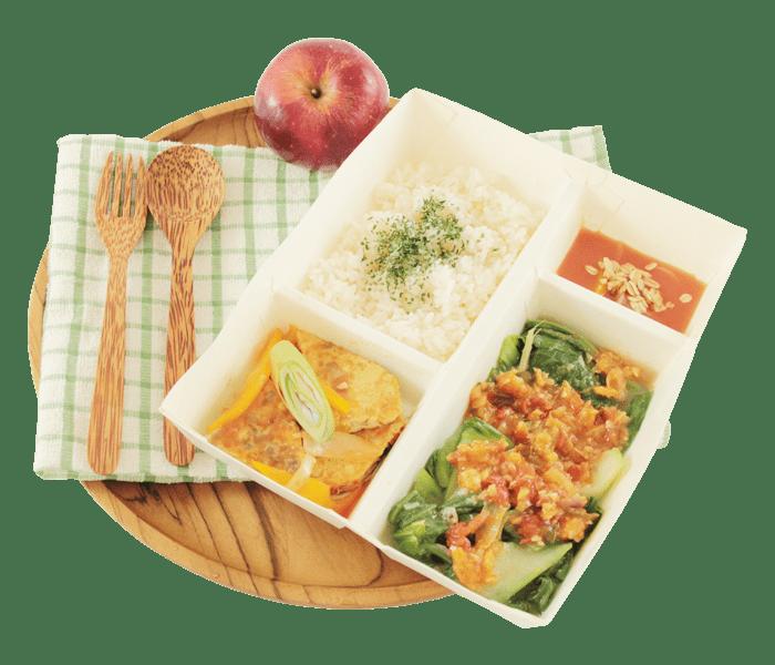Jual Slim Gourmet Mayo Diet Bento 14 Days (Lunch & Dinner) hanya di Lemonilo.com