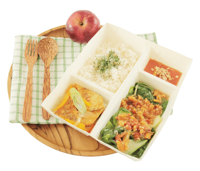 Slim Gourmet Mayo Diet Bento 14 Days (Lunch & Dinner)
