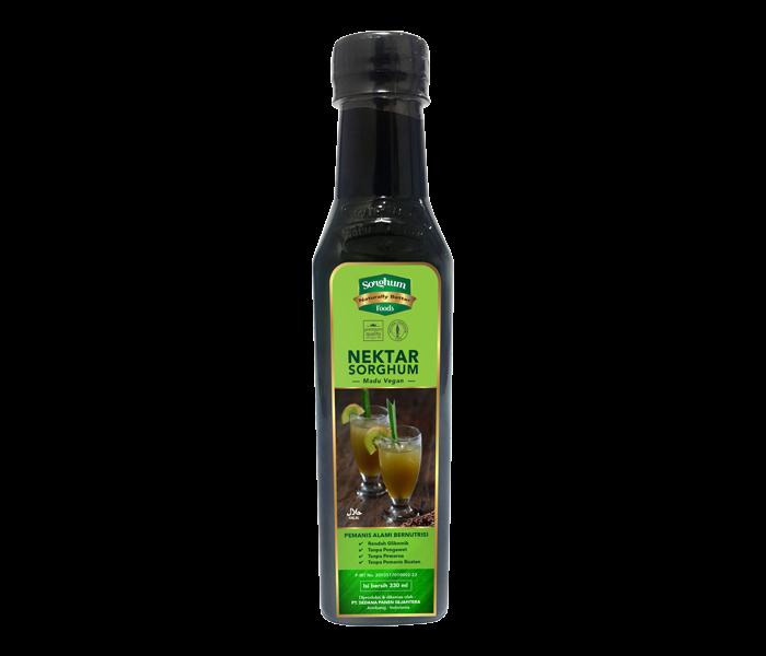 Sorghum Foods Nektar Sorghum Madu Vegan