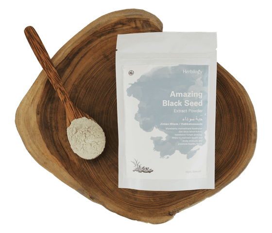 Herbilogy Black Seed (Habbatus Sauda) Extract Powder