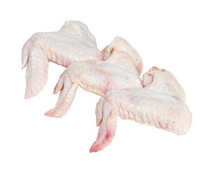 Keranjang Sayur Ayam Sayap