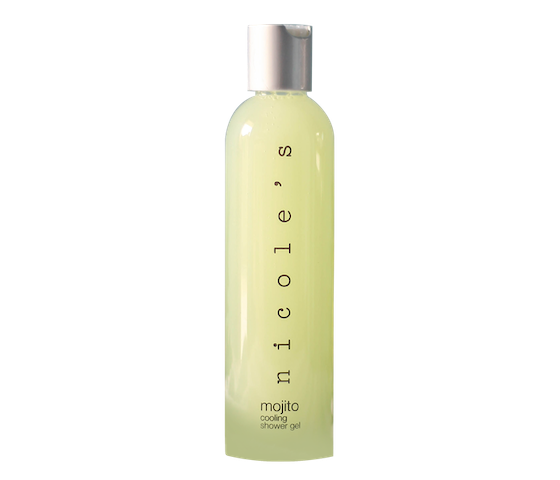 Nicole's Natural Shower Gel Cooling Mojito