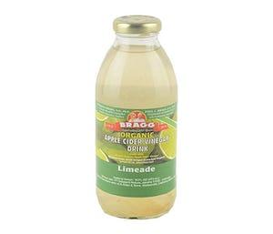 Bragg Organic Apple Cider Vinegar Drink & Limeade 473 ml