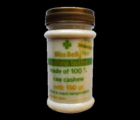 Bliss Belly Cashew Butter 150 gr