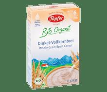 Topfer Bio Organic Sereal Spelt Wholegrain 6 Bulan +
