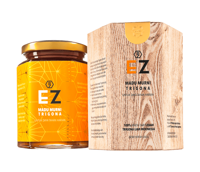 EZ Honey Madu Trigona Liquid Gold
