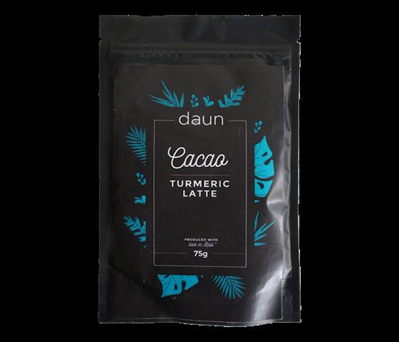 Daun Cacao Turmeric Latte 75 gr