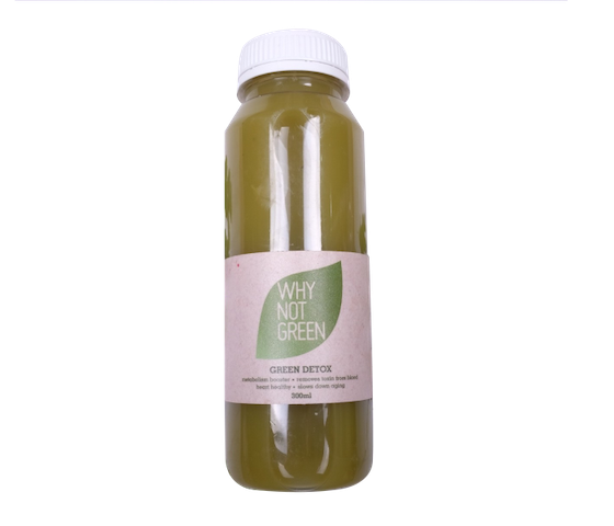 Why Not Green Green Detox 250 ml