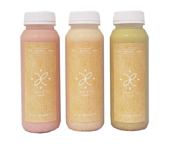 Naeture Various Almond Mylk Pack of 3
