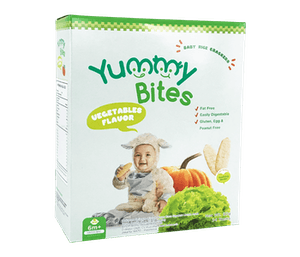 Yummy Bites Cracker Beras Sayuran