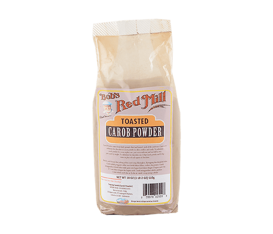 Bob's Red Mill Carob Toasted Powder 510 gr
