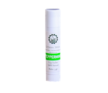 Utama Spice Peppermint Lip Balm 100% Natural 5 gr