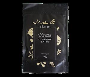 Daun Vanilla Turmeric Latte 75 gr