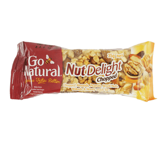 Go Natural Bar Aneka Kacang