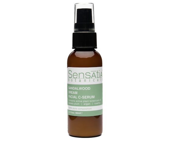 Sensatia Botanicals Sandalwood Dream Facial C-Serum 60 ml