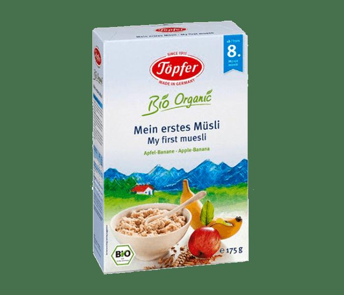 Topfer Bio Organic My First Muesli 8 Bulan +
