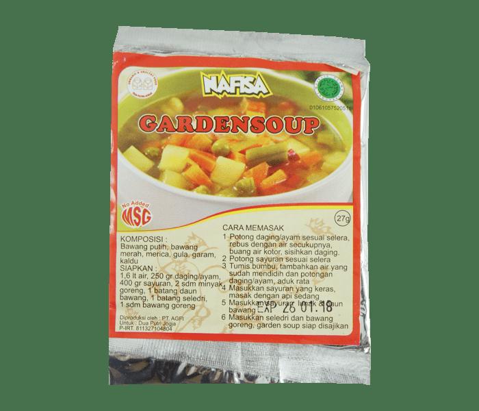 Nafisa Bumbu Sup Sayuran Alami