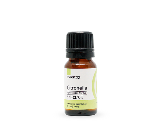 Essenzo 100% Essential Oil Citronella Oil 10 ml