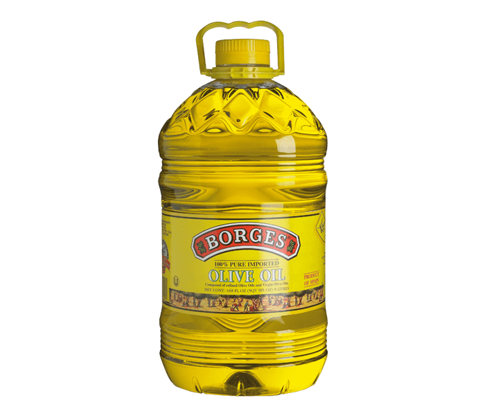 Borges 100% Imported Olive Oil 5 L