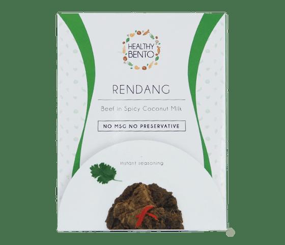 Healthy Bento Bumbu Masak Instan Saus Rendang