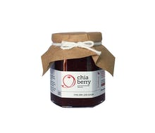 Chiaberry Homemade Strawberry Jam with Chia Seed 220 gr