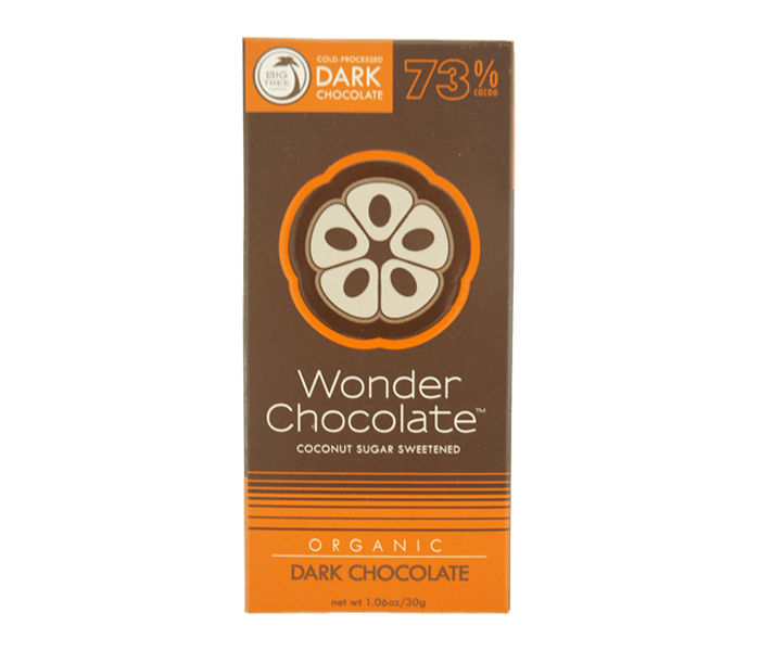 Big Tree Farms Wonder Chocolate 73% Cokelat Organik