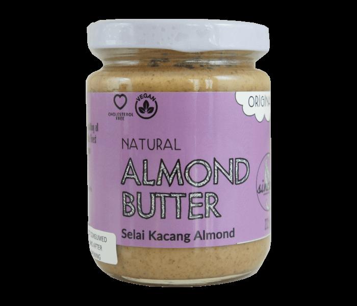 Jual Sincere Selai Kacang Almond Original hanya di Lemonilo.com