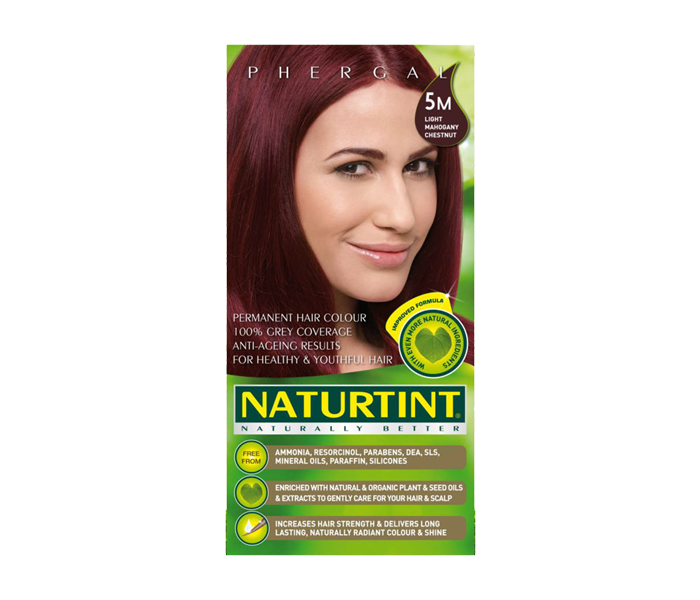 Naturtint Permanent Hair Color 5M (Light Mahogany Chestnut)