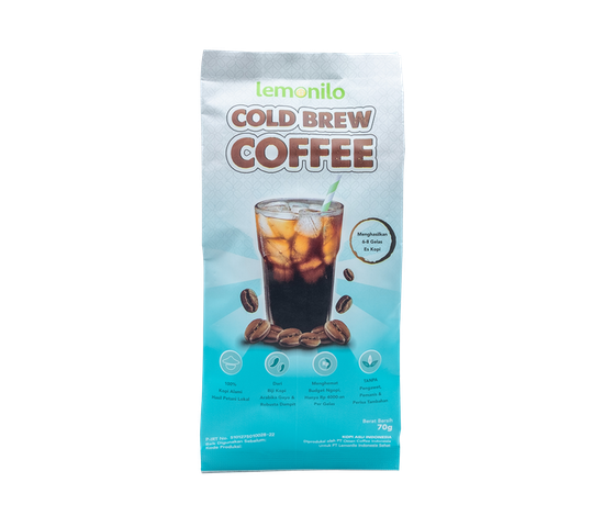 Lemonilo Cold Brew Coffee