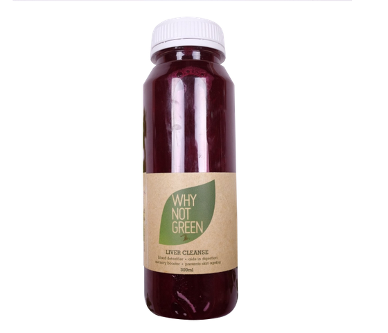 Why Not Green Liver Cleanse 300 ml