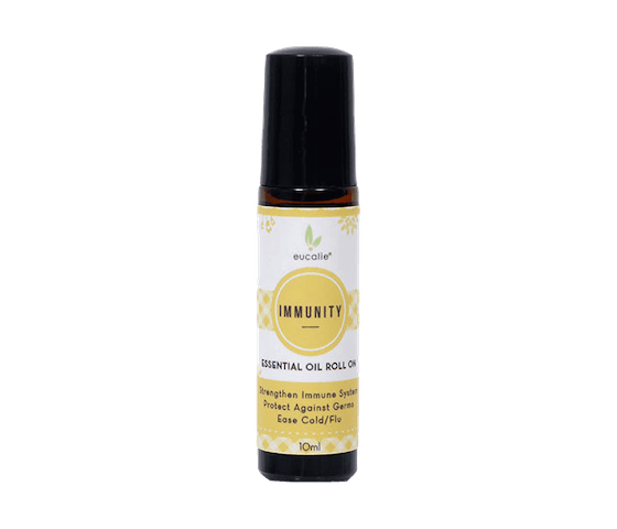 Eucalie Immunity Essential Oil Roll-on 10 ml