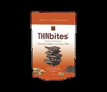 Vel Moriz Thin Bites Dark Chocolate Toasted Cashew with Cacao Nibs 130 gr