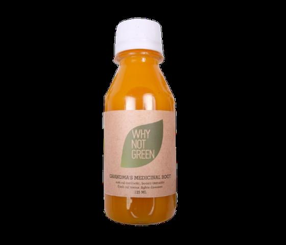 Why Not Green Grandma's Medicinal Root 125 ml