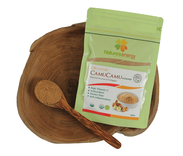 Nature's Energy Camu-camu Powder