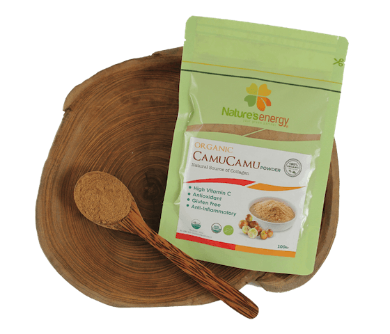 Nature's Energy Camu - Camu Powder