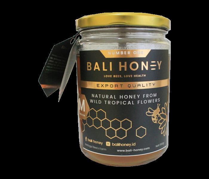 Bali Honey Madu Alami Bunga Tropis Liar