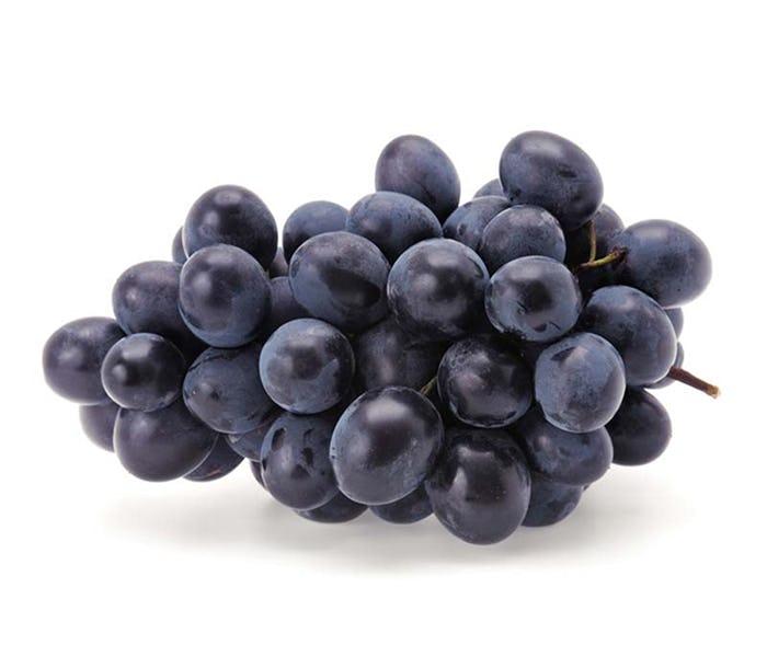 Keranjang Sayur Anggur Hitam (Dengan Biji)