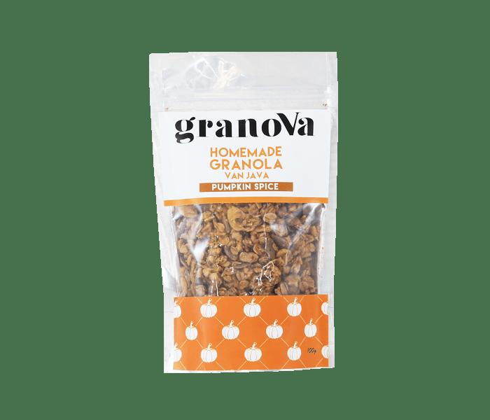 Granova Pumpkin Homemade Granola 100 gr