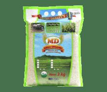 MD Beras Putih Ciherang Organik 2 Kg