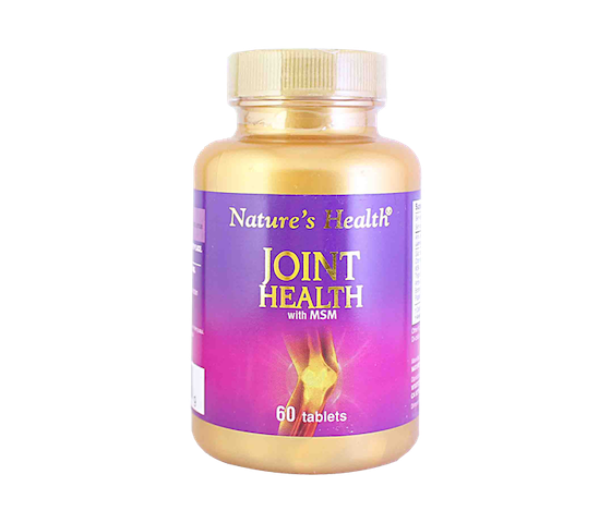 Nature's Health Joint Health with MSM 60 tablet