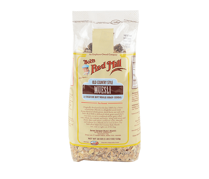 Bob's Red Mill Old Country Style Muesli 510 gr