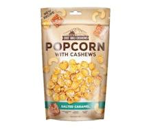East Bali Cashews Popcorn Salted Caramel 90 gr