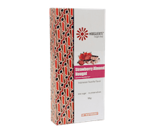 Marguerite Strawberry Almond Nougat 200 gr