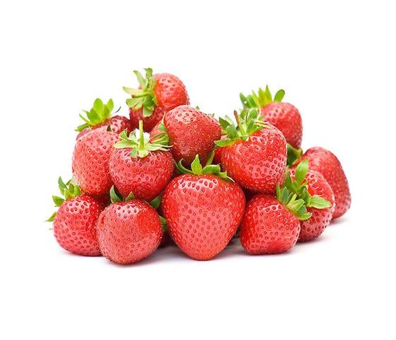 Keranjang Sayur Strawberry Korea