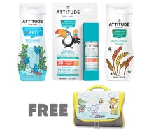 [Promo] Attitude Baby Bath Time Package