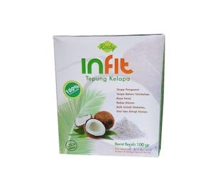 Roeby House Infit Coconut Flour 100 gr