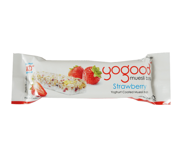 Yogood Muesli Bar Strawberry (Satuan)