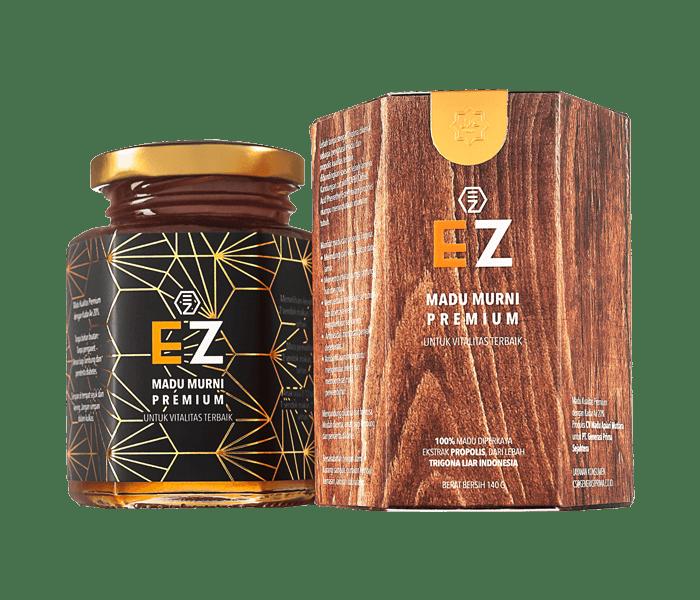 EZ Honey Madu Premium Liquid Gold 350 gr