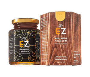 EZ Honey Madu Premium 350 gr