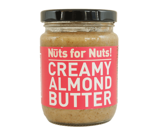 Nuts for Nuts Selai Kacang Almond Creamy